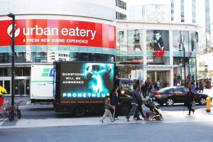 Digital Ad Trucks & Mobile Advertising Trucks