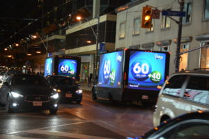Digital Video Truck Ads company Halifax