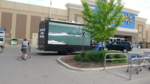 Experiential Marketing Vehicles, Trucks & Trailers