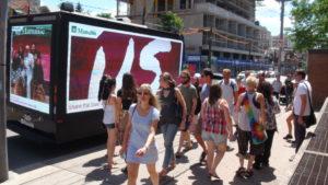 Billboard Trucks for business promotions