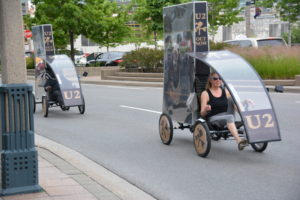 bike ad trailer