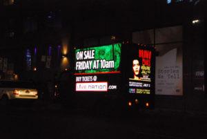 LED Video Truck, Live Nation, Bruno Mars